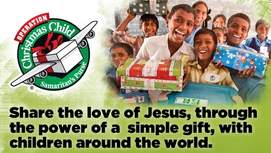 Operation Christmas ChildOperation Christmas Child Logo